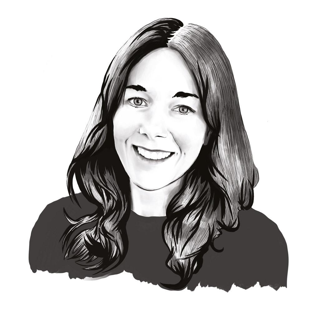Beata Peresson Portrait