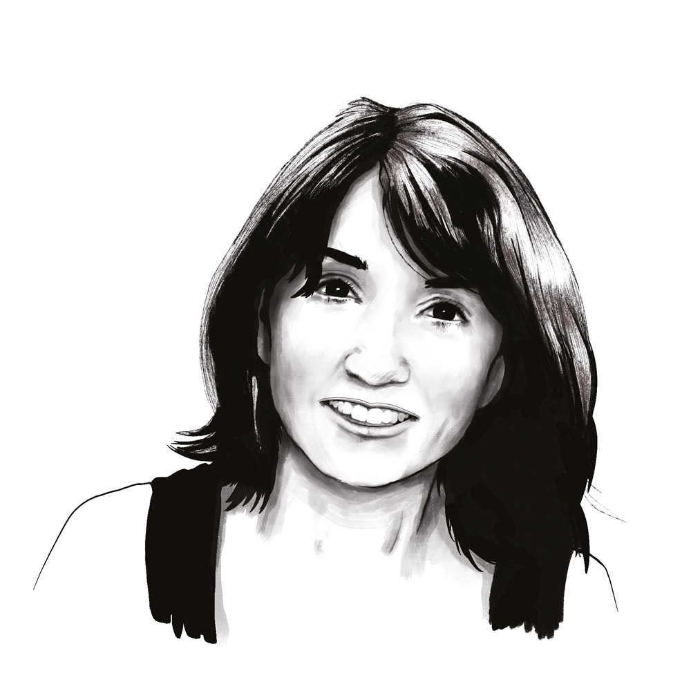 Dominique Memmi portrait