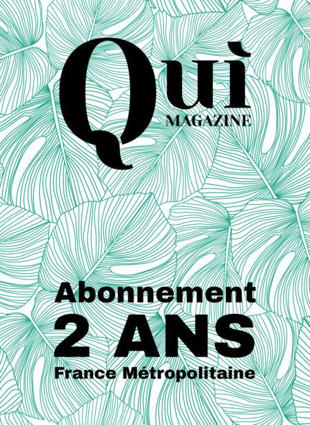 Quì magazine - Abonnement 2 ans