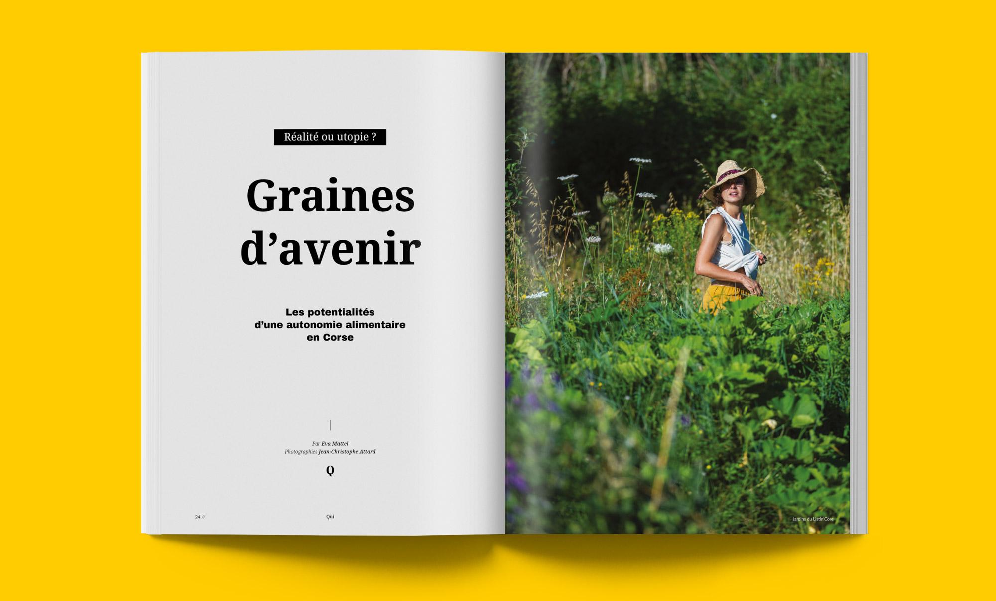 Quì magazine volume 1