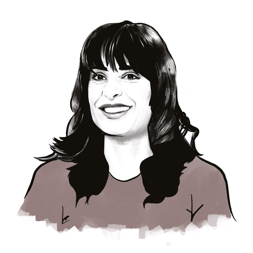 Morgane Quilichini portrait