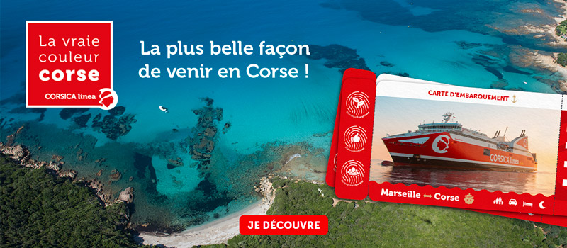Partenaire Corsica Linea - Quì magazine