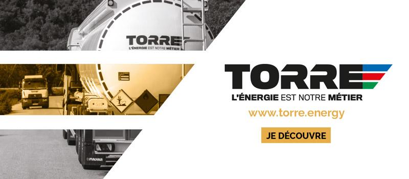 Partenaire Torre Energy - Quì magazine
